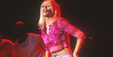 Showcases promocionais em 1999