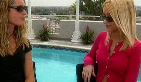 Christina em entrevista ao House of Style em 1999