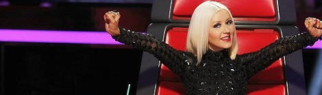 Christina em The Voice