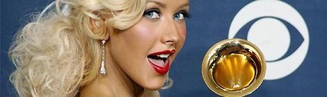 Christina no Grammy de 2007
