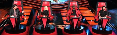 The Voice leva prêmio de melhor competição no People's Choice