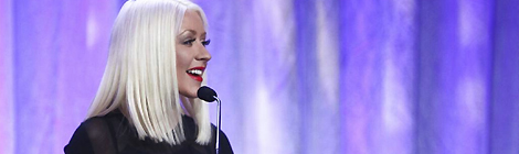 Christina no Muhammad Ali Honors Humanitarian Awards