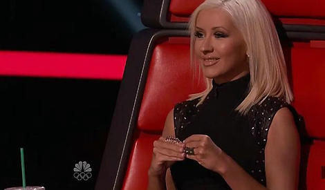Na 5ª temporada de The Voice