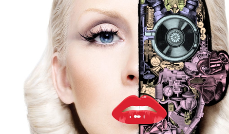Capa do álbum Bionic