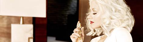 Na sessão da fragrância Woman