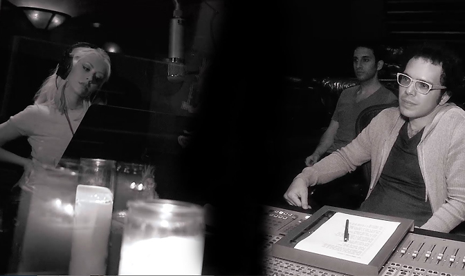 "Christina e A Great Big World levam Grammy por ""Say Something""!"