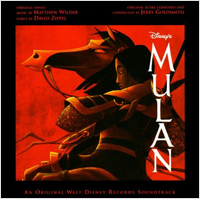 Disney's Mulan Original Soundtrack