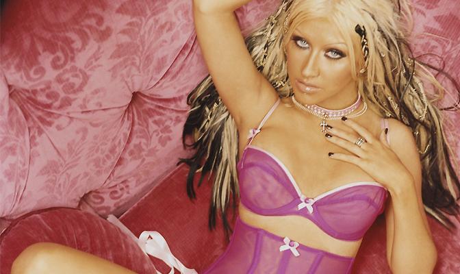 Christina no topo da lista VH1 de bons adolescentes que se tornaram sexy