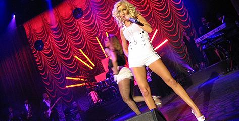 Showcase promocional em 2006