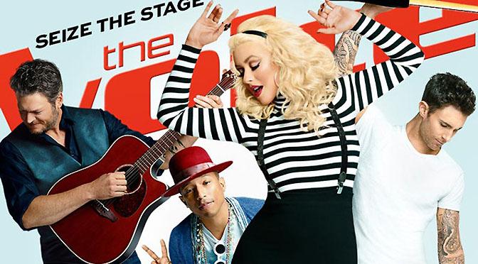 The Voice: Audiência da estreia mantém padrão alto e dá 1º lugar a NBC
