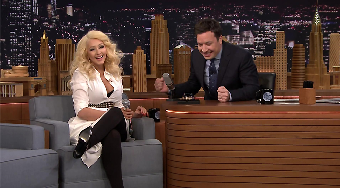 #iloveexclusive – Entrevistas completas no Tonight Show e Late Night em HD!