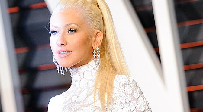 Saiba mais sobre a participação de Christina na festa pós-Oscar