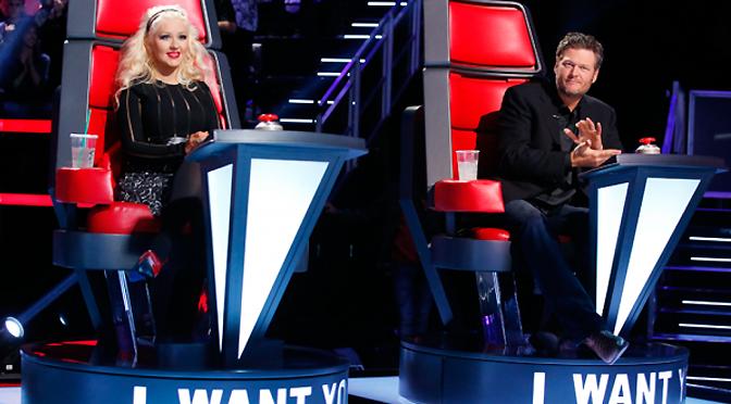 Vídeo – Christina conta porque aceitou entrar para The Voice