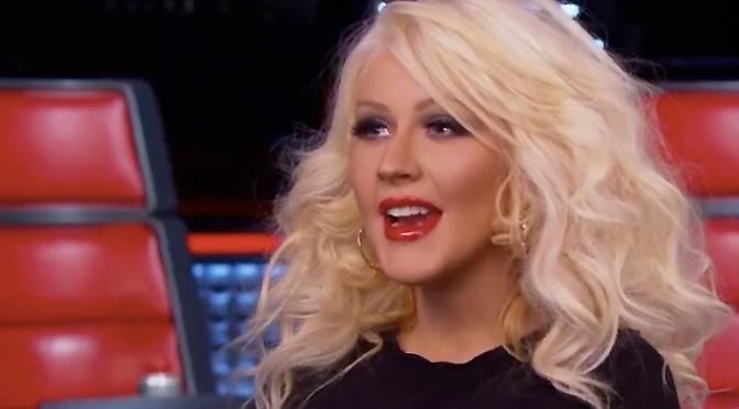 Vídeo – Christina fala sobre paixão pela música