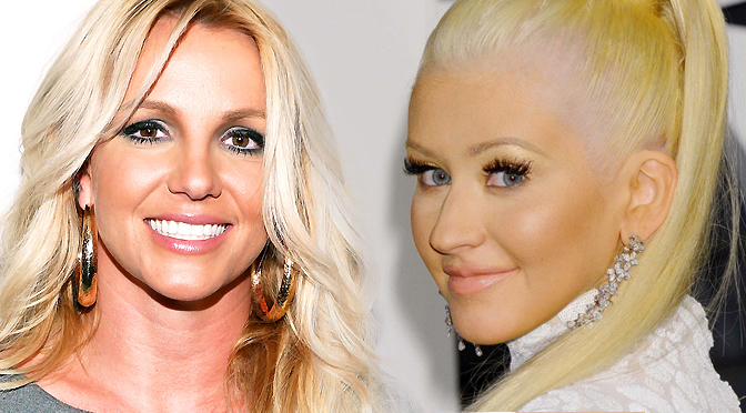 Boato – Christina e Britney gravaram dueto a ser anunciado em breve