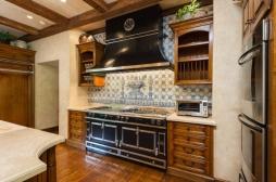 Segundo as chamadas de venda, a cozinha é equipada com os mais modernos equipamentos eletrodomésticos