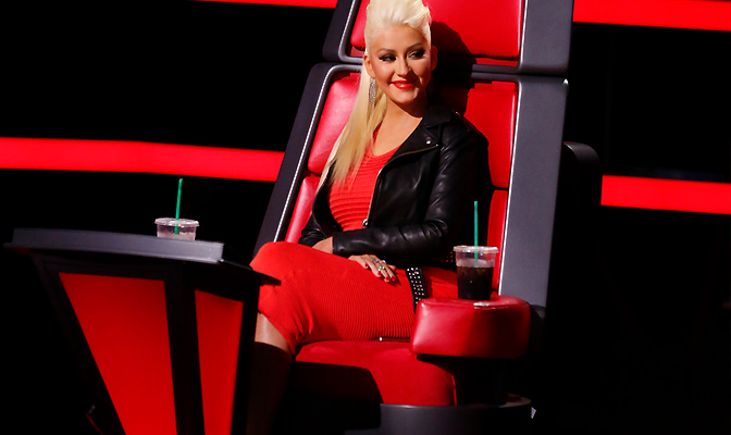 Na 8ª temporada de The Voice