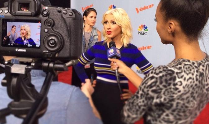 Vídeo – Christina vai voltar a The Voice na próxima temporada?