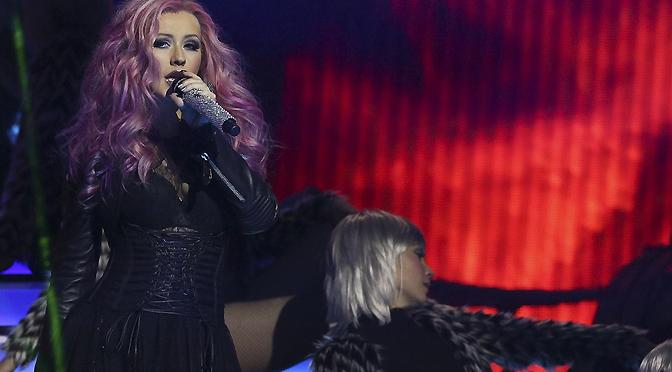 """Boato – """"I Can't Help My Heart"""" é nome do dueto entre Christina e ator de Nashville"""