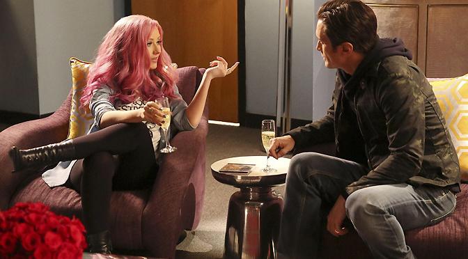 People – Christina escolhe favorito em The Voice e fala sobre Nashville