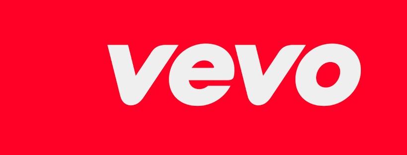Logo da Vevo